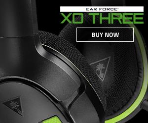 XO Three Gaming Headset
