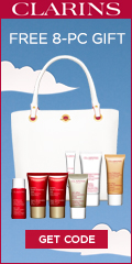 Choose 2 deluxe travel size products from 8 options when you buy $75 - code PICK2 (valid 5/7-5/14)