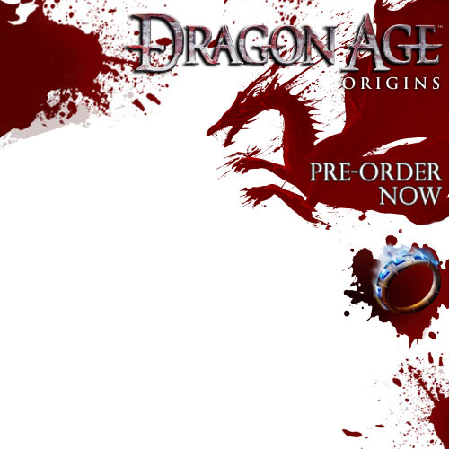 BUY Dragon Age Origins for PC