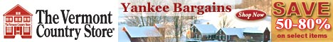 Vermont Country Store Yankee Bargains