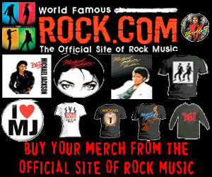 Get Michael Jackson T-Shirts & Merch from Rock.com