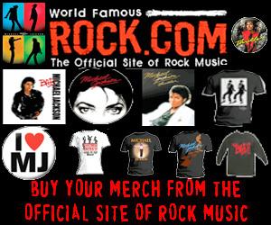 Get Michael Jackson T-Shirts & Merch from Rock.com