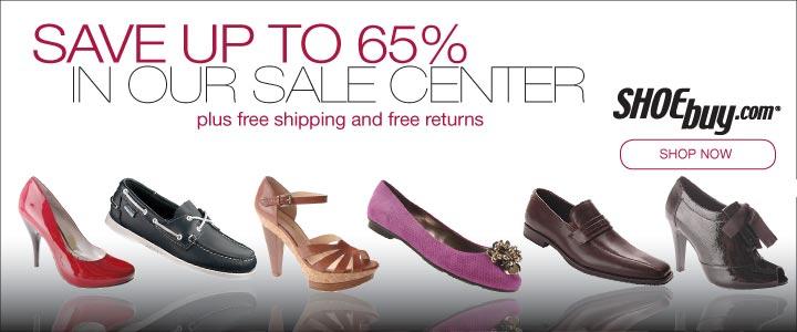 Free Shipping @ Shoebuy.com