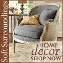 Visit our newly expanded Home Decor section!