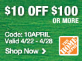 Save On Appliances at The Home Depot