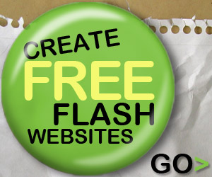 Free Flash Sites With WIX
