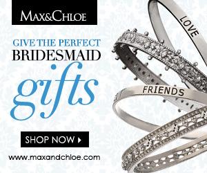 Bridesmaids Gifts at Max & Chloe