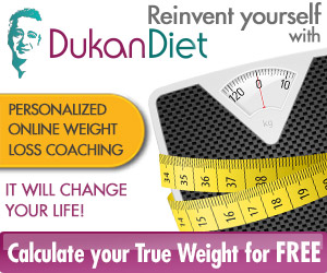 300x250 Reinvent Yourself with Dukan Diet