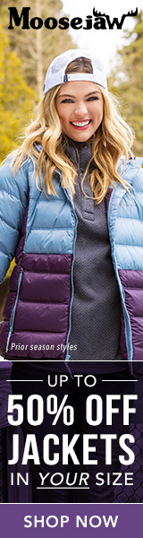50% off Jackets on Sale in your size + Free Shipping on orders over $49