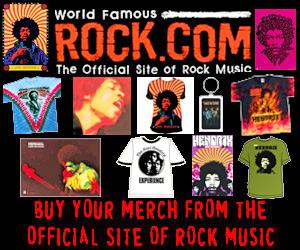 Get Jimi Hendrix T-Shirts & Merch from Rock.com