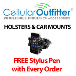 CellularOutfitter - Cell Phone Car Mounts & Holsters
