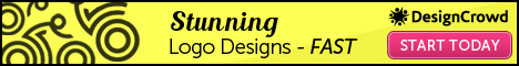 DesignCrowd - Stunning Logo Designs