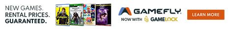 GameFly® Video Game Rentals - Free Trial