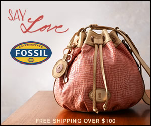 Fossil - Free Overnight Shipping