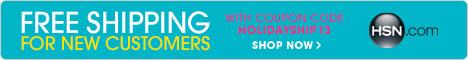 HSN coupon banner
