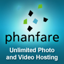 Phanfare Archival Photo and Video Hosting