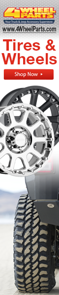 4WheelParts.com for the lowest prices on off-road tires and wheels
