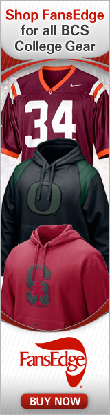 Get Your BCS National Championship Gear