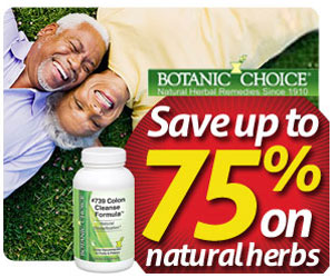 Live Healthy and Save Money - up to 75% Off