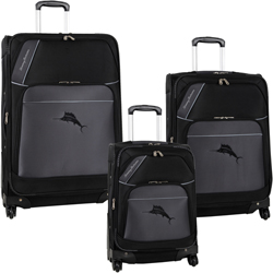 Tommy Bahama Course 3 Piece Luggage S
