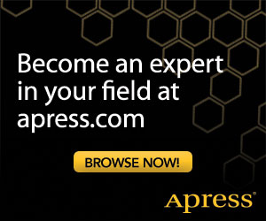 Become an expert with Apress IT eBooks