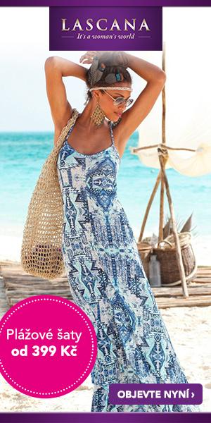 Trendy plavky a móda na pláž
