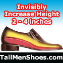 Tallmenshoes.com - Your Ultimate Elevator Shoes