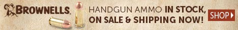 Handgun Ammo - In Stock, On Sale and Shipping Now