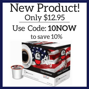 New Product Alert!  Use the Code to Save!