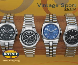 Free Shipping at Fossil.com