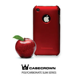 CaseCrown Polycarbonate Slim iPhone Cases