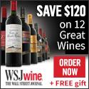 WSJWine Save $120