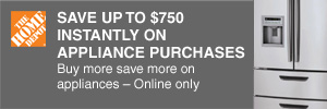 10% Off All Appliances Purchases. Plus, Free Deliv