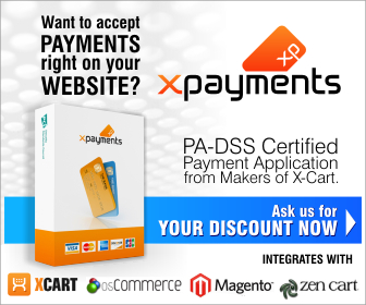 X-Payments: PA-DSS Certified Payment Application
