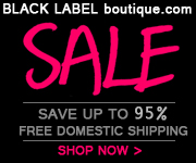 Shop Women's Designer Fashion and SAVE up to 95% at Black Label Boutique.