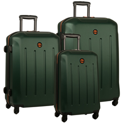 Timberland Gilmanton 3 Piece Hardside Spinner Luggage Set Now Only $214.47 Org. $1,100.00 Plus Free Shipping Use Promo Code GMTB at checkout.
