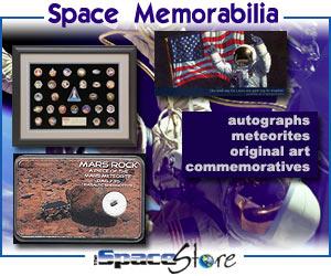 Buy Space Memorabilia