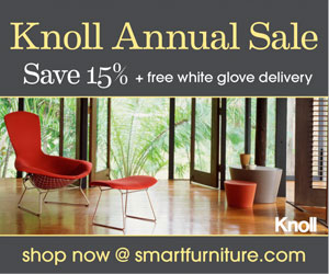 15% Off Knoll Sale