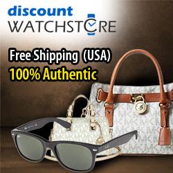 Shop for 100% Authentic Designer Handbags & Sunglasses at DiscountWatchStore.com!