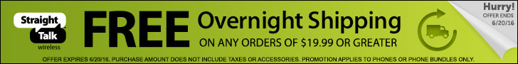 Free Overnight Shipping
