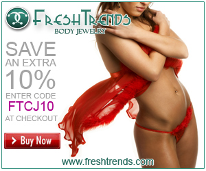 FreshTrends Body Jewelry