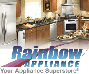 Shop home appliances at Rainbow Appliance