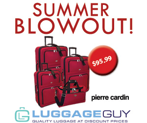 Spring Luggage Set Sale
