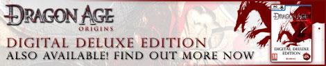 BUY Dragon Age Origins for PC