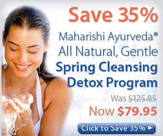 Spring Cleanse Kit Save 35%