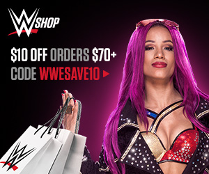 $10 off $70+ with code WWESAVE10