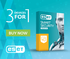 ESET 3 Devices for the Price of 1
