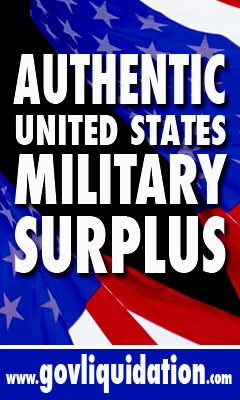 Authentic United States Military Surplus