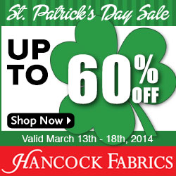 250x250 St. Patrick's Day Sale - Ends March 18th