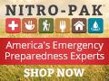 Nitro-Pak Preparedness Center @ Shop4Stuff.Biz